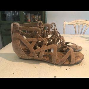 Sam Edleman gladiator sandals